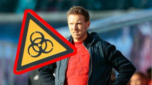 Muss RB Leipzig – Tottenham Hotspur wegen des Coronavirus abgesagt werden.
