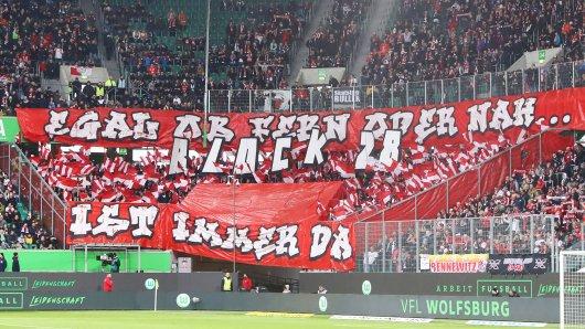 RB Leipzig-Fans