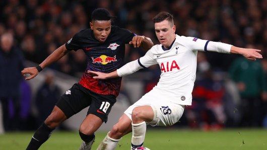 Die Champions-League-Partie RB Leipzig gegen Tottenham findet statt.
