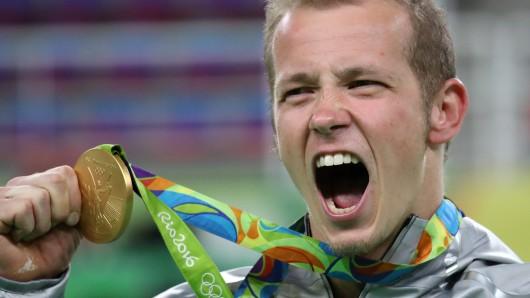 Olympia-Gold für Turner Fabian Hambüchen