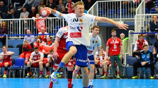 Matthias Gerlich spielt in der kommenden Saison nicht mehr für den ThSV Eisenach. (Archivfoto)
