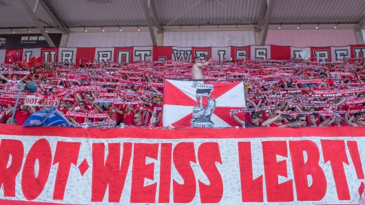 Gute Nachrichten für Rot-Weiß Erfurt. (Symbolbild)