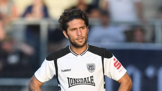 Andis Shala spielt kommende Saison für den FC Rot-Weiß Erfurt.