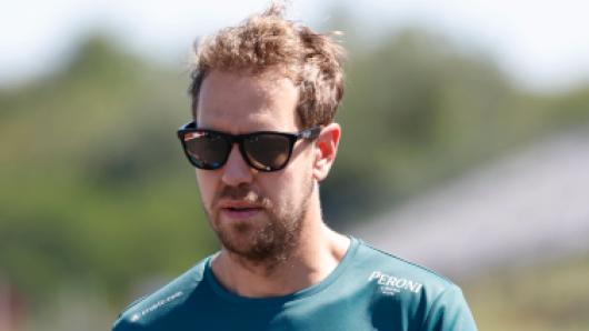 Sebastian Vettel setzt ein Zeichen!