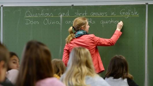 Die Kinder werden an der Grundschule in Gera definitiv betreut. (Symbolbild)