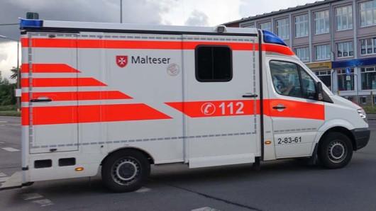 In Camburg wurde eine Frau bei einem Unfall verletzt. (Symbolfoto)