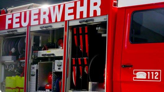 Vermutlich wegen eines technischen Defekts ist im Landkreis Saalfeld-Rudolstadt ein Wohnhaus abgebrannt. (Symbolfoto)