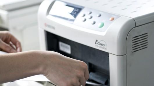 Wer hauptsächlich Texte druckt, kann einen Laserdrucker in Erwägung ziehen.