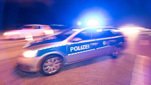 Auch auf der Polizeiwache in Ilmenau gab der Mann keine Ruhe.