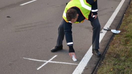 Bei einem Sturz mit seinem Motorrad ist ein 19-Jähriger im Kyffhäuserkreis schwer verletzt worden. (Symbolfoto)