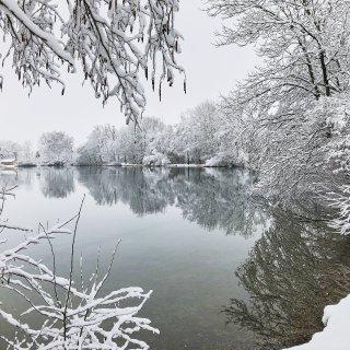 In Thüringen ist der erste Schnee gefallen. Bis zum Mitte der Woche, soll sich die Schneedecke bis ins Tiefland ausbreiten. (Symbolbild)