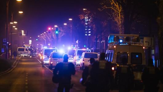 44 Anzeigen wurden von der Polizei auf rund um den Weimarer Zwiebelmarkt aufgenommen. Darunter auch wegen eines sexuellen Übergriffes auf eine junge Frau. (Symbolbild)
