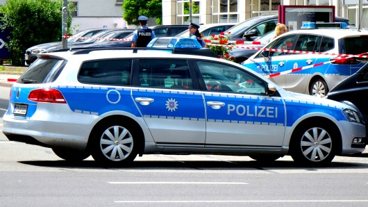 Gleich mehrere Polizeistreifen rückten in Greiz am Sonntagnachmittag aus. (Symbolbild)