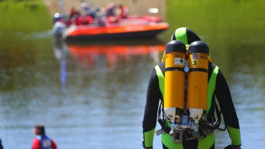 Schon wieder hat sich an einem See in Thüringen ein schreckliches Unglück ereignet.
