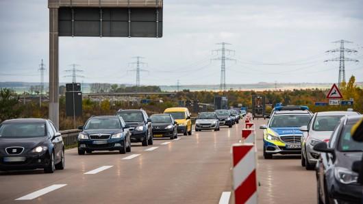 Auf der A71 zwischen Erfurt und Ilmenau müssen Autofahrer in den kommenden Monaten mit Behinderungen rechnen.