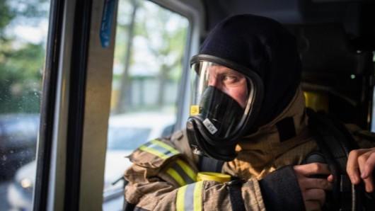Ein Feuerwehrmann aus Thüringen ist an Leukämie erkrankt. Eine Stadt macht mobil. (Symbolbild)