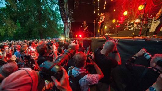 Das Rudolstadt-Festival und die Kultur-Arena in Jena feiern am Donnerstag Auftakt der Thüringer Open-Air-Konzert-Saison. (Archivbild)
