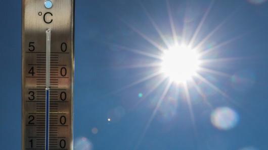 In Thüringen wird es heiß.
