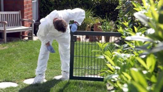 Vermutlich lag der Leichnam bereits mehrere Tage in dem Garten in Apolda. Um wen es sich bei dem Toten handelt, ist nicht bekannt. (Symbolbild)