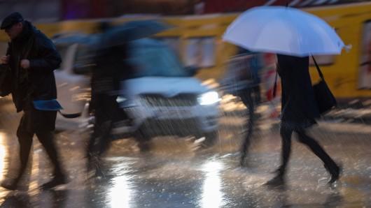 Thüringen muss sich auf Sturm und Regen einstellen.