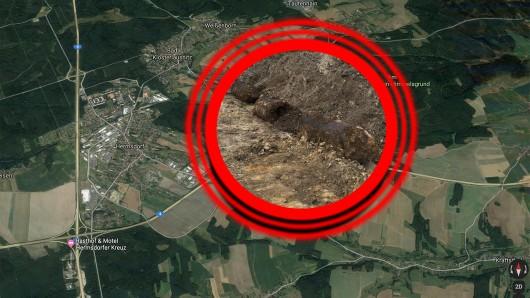 In Thüringen nahe der A4 sind erneut Bomben gefunden worden. Die Lage ist brisant.