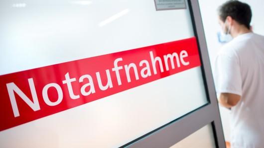 In einem Krankenhaus in Erfurt ist ein Patient verschwunden. (Symbolbild)