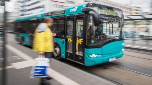 Bald fahren in Jena E-Busse als Linie 15. (Symbolbild)