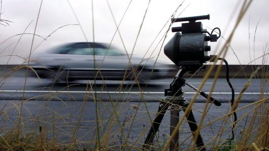 Achtung Blitzer: Im Landkreis Sömmerda wird am Mittwoch verstärkt auf die Geschwindigkeit geachtet. (Symbolfoto)