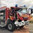 Auf dem Weg zu einem Rettungseinsatz auf der A4 (27.07.2018) ist ein Fahrzeug der Feuerwehr selbst in einen Unfall verwickelt worden. Nach Angaben der Polizei wurden dabei offenbar drei Feuerwehrleute verletzt.