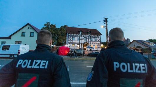 Der Kreis Hildburghausen in Thüringen gilt als Hotspot des Rechtsextremismus.