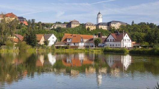 Das Schloss Crossen könnte bald kultureller Hotspot im Saale-Holzland-Kreis werden. (Archivfoto)