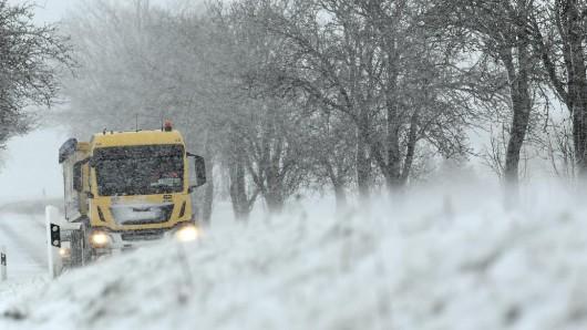 Der Schnee kommt nochmal nach Thüringen zurück.