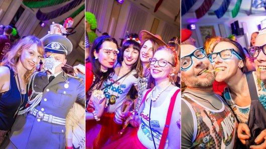 In St. Gangloff herrscht wieder Karnevalszeit. Von der Faschingsparty Der wilde wilde Westen am Samstag (16.02.2019) haben wir euch die schönsten Bilder mitgebracht