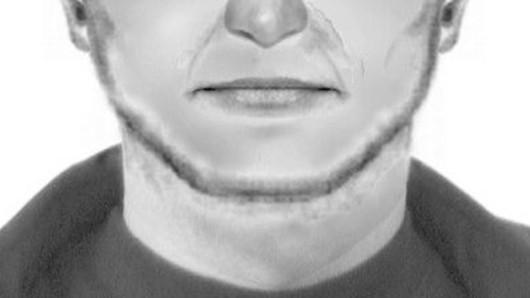 Mit diesem Phantombild sucht die Polizei nach einem Betrüger, der einen Mann in Rudolstadt (Thüringen) um 20.000 Euro gebracht haben soll. Zuvor wurde das Opfer angerufen.