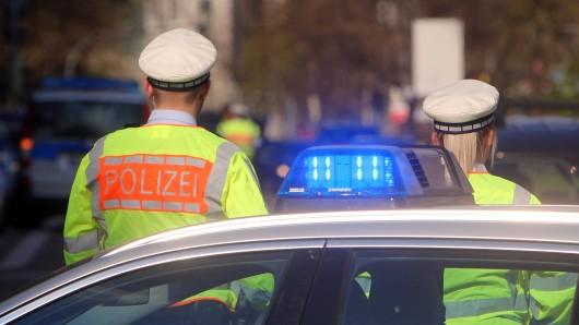 In Mittelstille bei Schmalkalden bot sich der Polizei jetzt ein ungewöhnlicher Anblick.