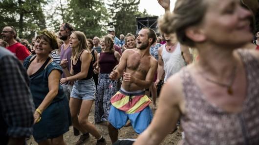 Das Rudolstadt-Festival zog im vergangenen Jahr mehr als 100.000 Besucher an.