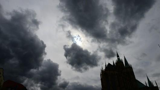 Der Hochsommer kommt zurück nach Thüringen – doch es sind auch dunkle Wolken im Anflug.