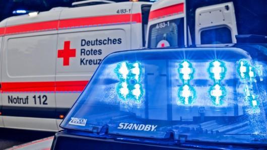 Drei Menschen wurden bei einem Unfall  im Landkreis Gotha in Thüringen verletzt. (Symbolbild)