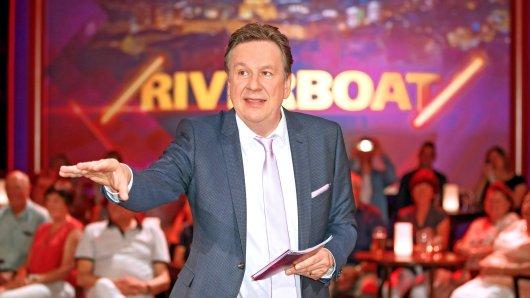 """Moderator Jörg Kachelmann will von den Kindern bei """"Riverboat"""" (MDR) wissen, was sie sich zu Weihnachten wünschen. Dann fließen plötzlich Tränen. (Archivbild)"""
