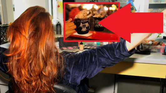 """""""In aller Freundschaft""""-Star Claudia Wenzel wechselt ihren Job – zumindest für einen Tag! (Archivbild/Collage)"""