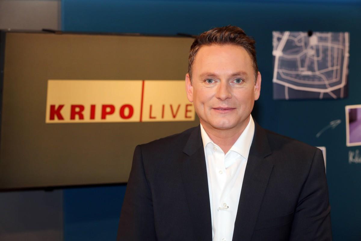 Mdr Beliebter Kripo Live Moderator Hort Auf Das Wird
