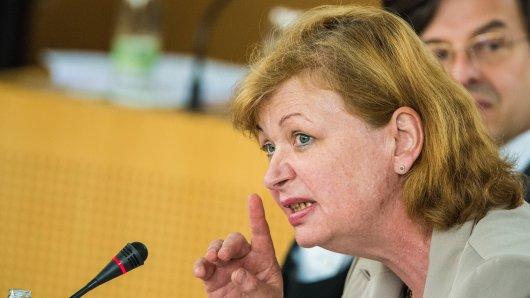 Sie könnte die Situation im Gesundheitsbereich verbessern, wenn sie will: Landrätin Martina Schweinsburg