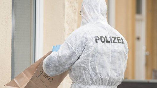 In Thürngen in Altenburg hat die Polizei eine schreckliche Entdeckung gemacht – und sie hat einen ebenso schrecklichen Verdacht. (Symbolbild)