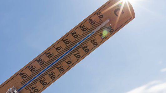 Das Wetter in Thüringen wird heiß. (Symbolbild)