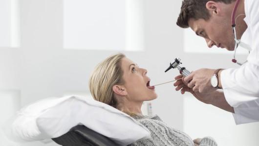 In Thüringen ist eine erschreckende Krankheit auf dem Vormarsch. Sie betrifft vor allem Frauen...(Symbolbild)
