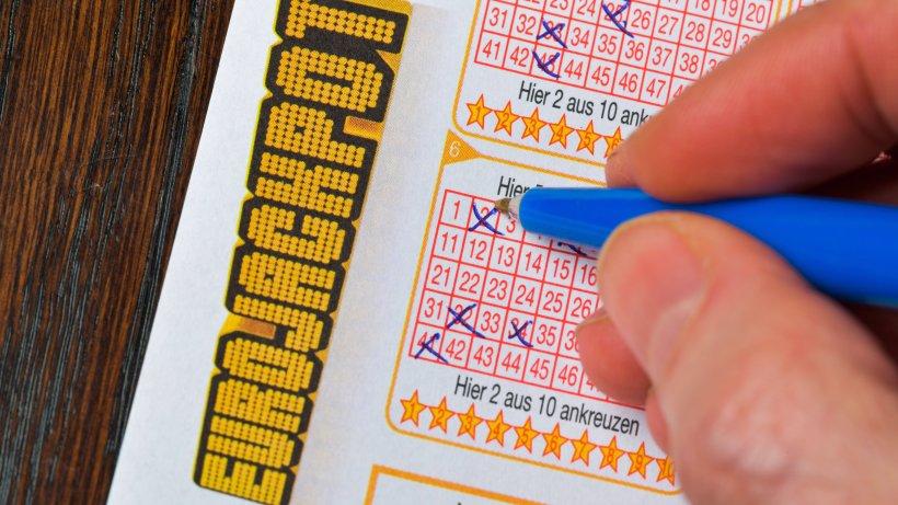 Lotto Gewinnbenachrichtigung