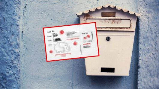 Eine Corona-Meldung in Thüringen sorgte für Verwirrung. Was hat sich die Post dabei gedacht? (Symbolbild)