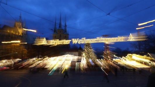 Schock in Erfurt! Wegen Corona muss der Erfurter Weihnachtsmarkt in diesem Jahr ausfallen!