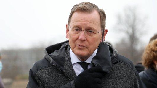 Bodo Ramelow, der Ministerpräsident von Thüringen.