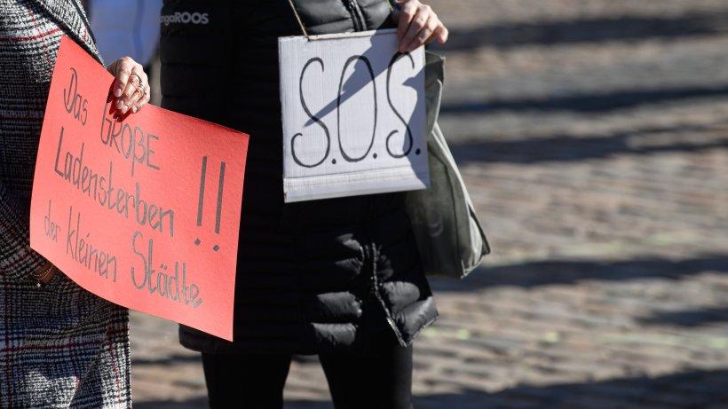 Corona in Thüringen: Demo-Verbot in Weimar – 10.000 Menschen wollten teilnehmen